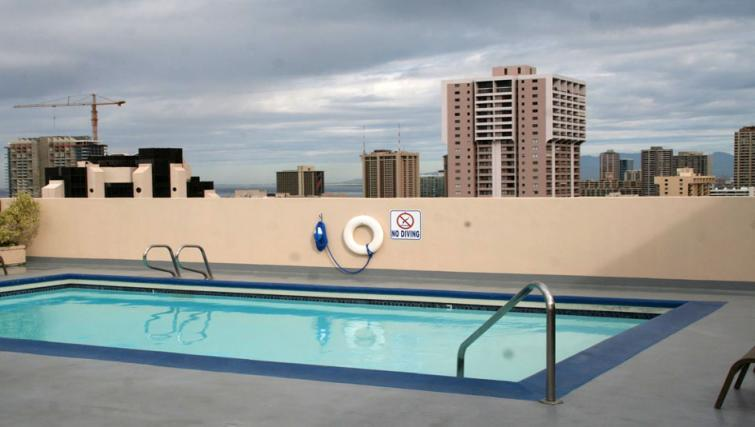 Pool at Fairway Villa Condo - Citybase Apartments