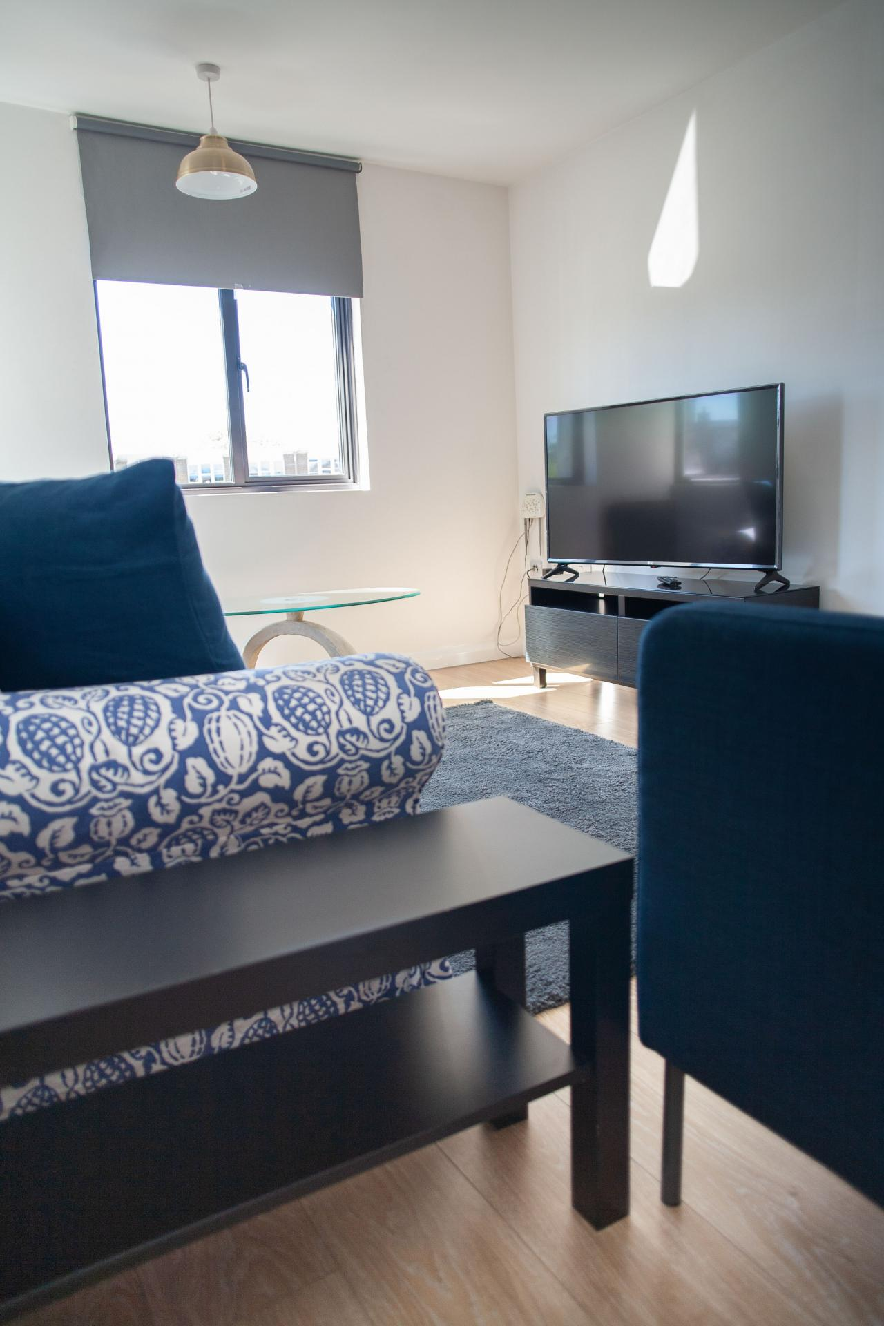 TV at Quire Court Apartments, Centre, Gloucester - Citybase Apartments
