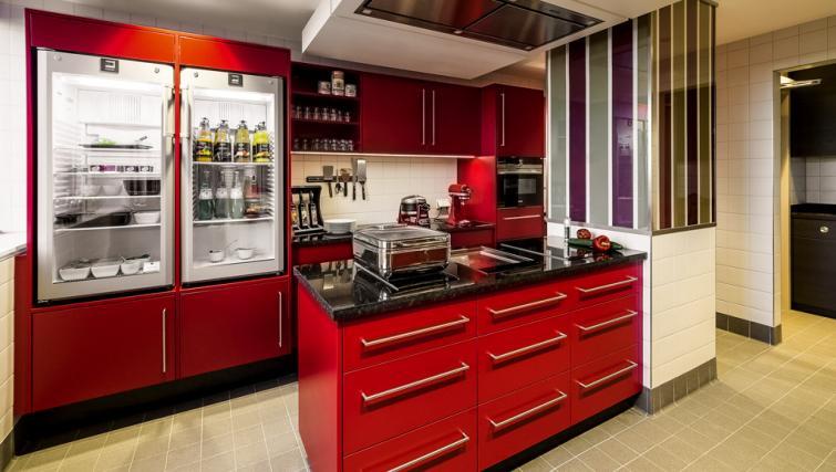 Breakfast at Adagio Frankfurt City Messe Apartments - Citybase Apartments