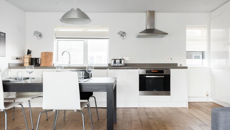 Kitchen at The Press House - Citybase Apartments