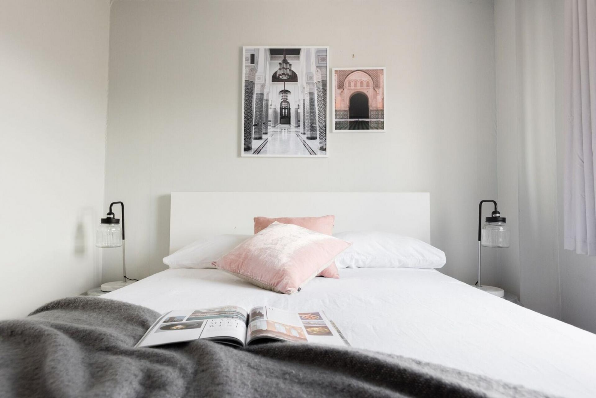 Bedroom at The Press House - Citybase Apartments