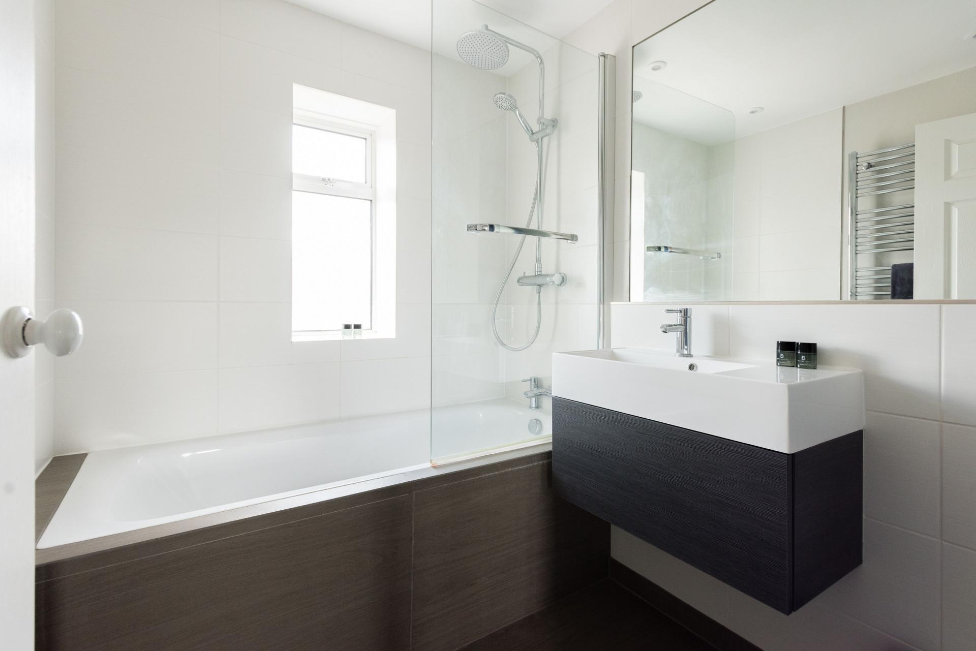 Bathroom at The Press House - Citybase Apartments