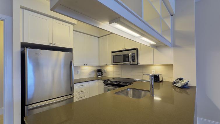 Kitchen at Parc Nuvo Apartments - Citybase Apartments