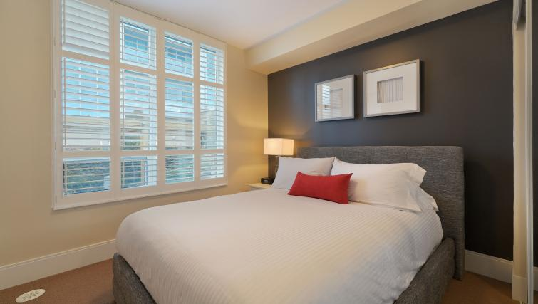 Bedroom at Parc Nuvo Apartments - Citybase Apartments