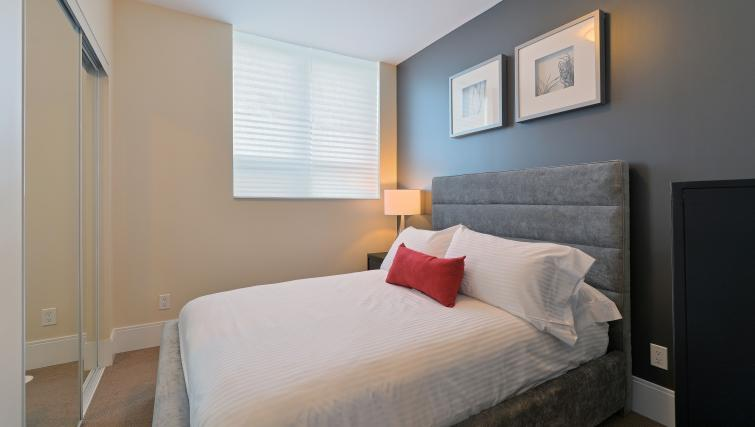 Modern room at Parc Nuvo Apartments - Citybase Apartments