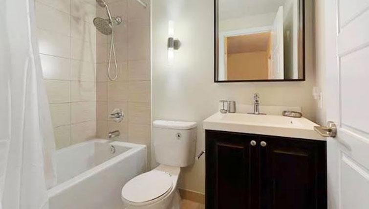 Bathroom at Parc Nuvo Apartments - Citybase Apartments