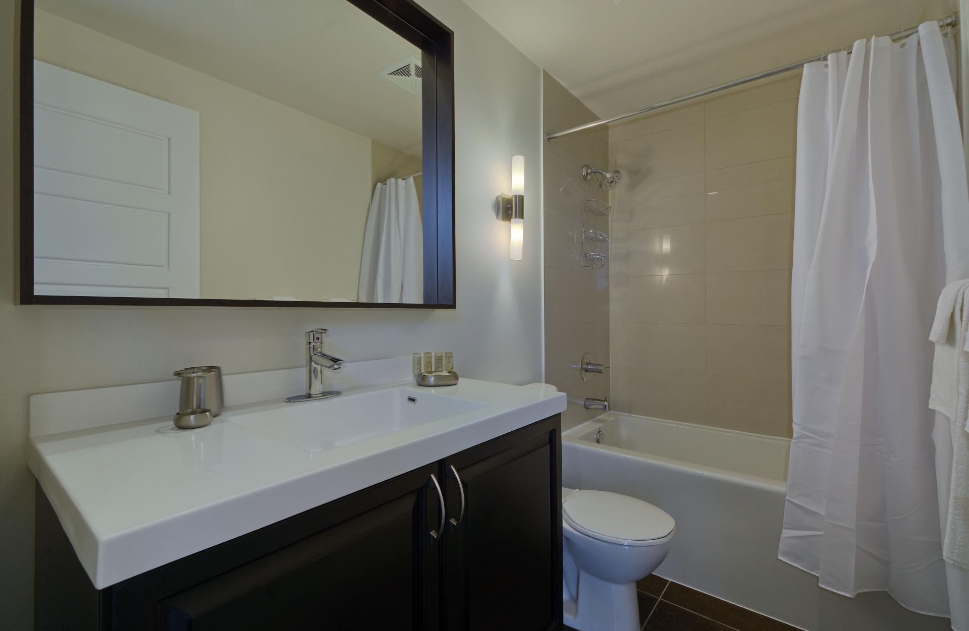 Sink at  Parc Nuvo Apartments - Citybase Apartments