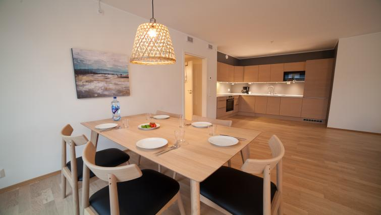 Table at Damsgård Apartments - Citybase Apartments