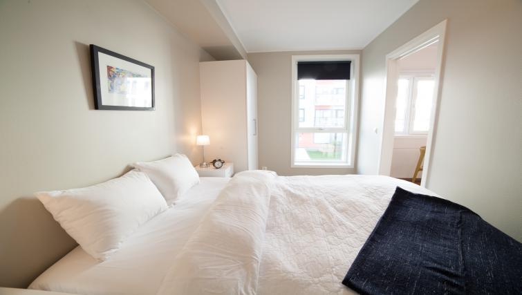 Bedroom at Damsgård Apartments - Citybase Apartments