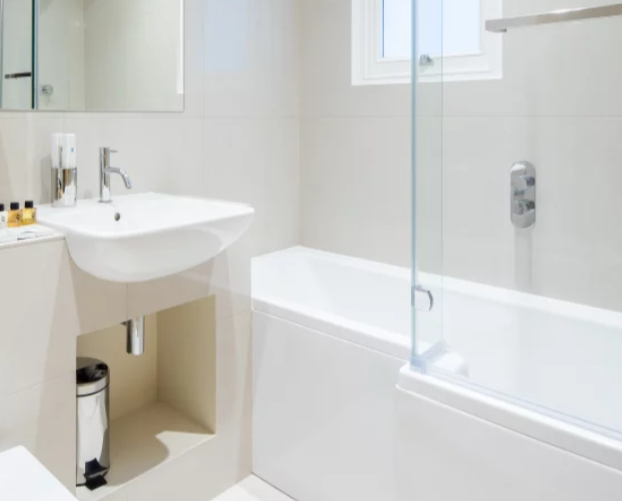 Bathroom at Fitzrovia Apartments - Citybase Apartments