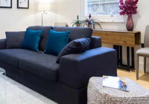 Lounge at Fitzrovia Apartments - Citybase Apartments