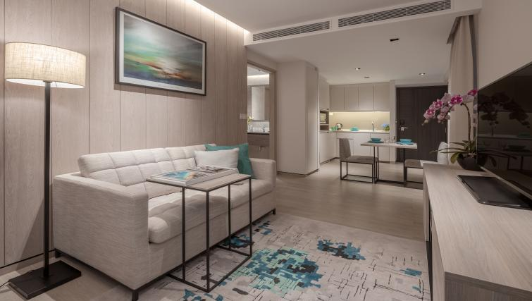 Living at Le Grove Serviced Residences, Singapore - Citybase Apartments