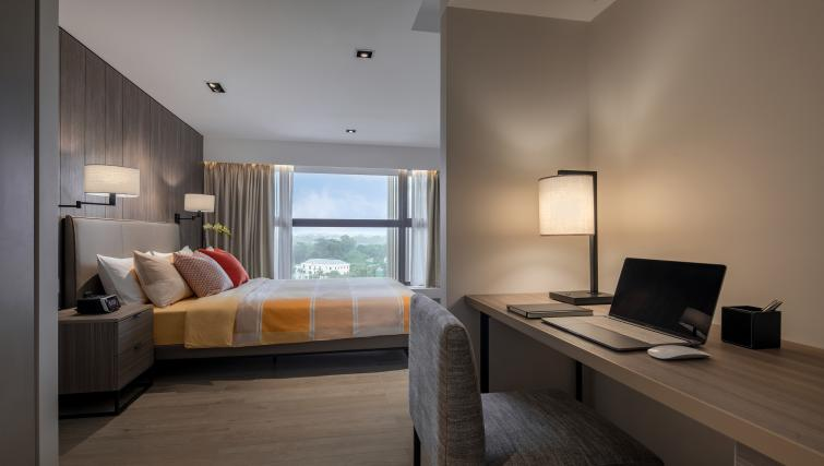 Study at Le Grove Serviced Residences, Singapore - Citybase Apartments