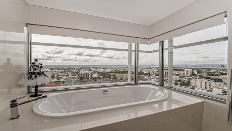 Bathroom at Astra Elevation Apartments - Citybase Apartments