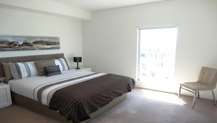 Bedroom at Astra Elevation Apartments - Citybase Apartments