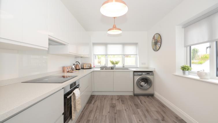 Kitchen at York Boutique House - Citybase Apartments