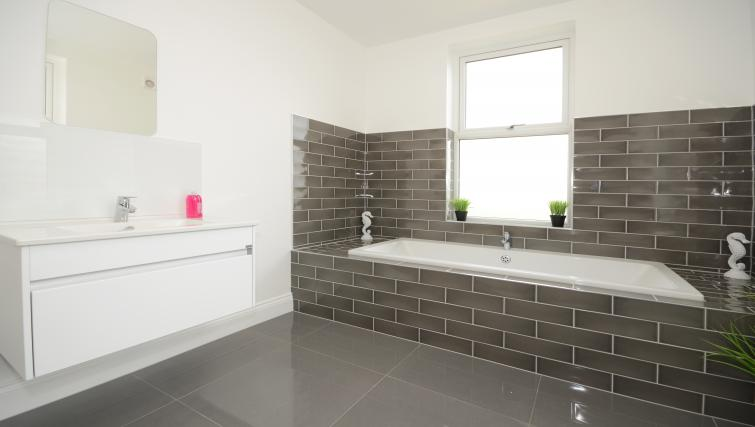 Bathroom at York Boutique House - Citybase Apartments