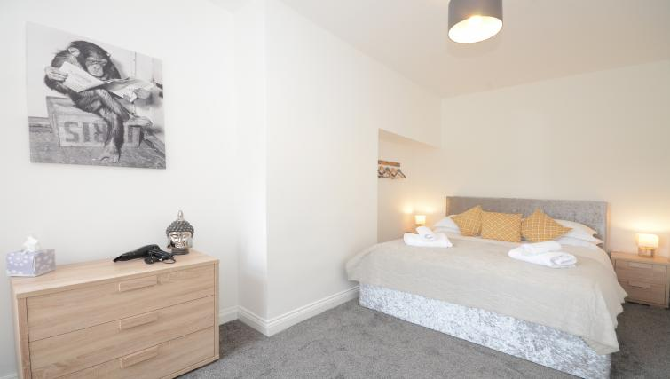 Bedroom at York Boutique House - Citybase Apartments