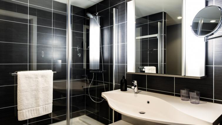 Bathroom at Adagio Liverpool City Centre Apartments - Citybase Apartments
