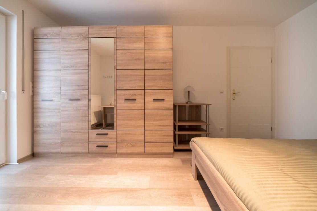 Storage at Rue du Soleil Apartment - Citybase Apartments