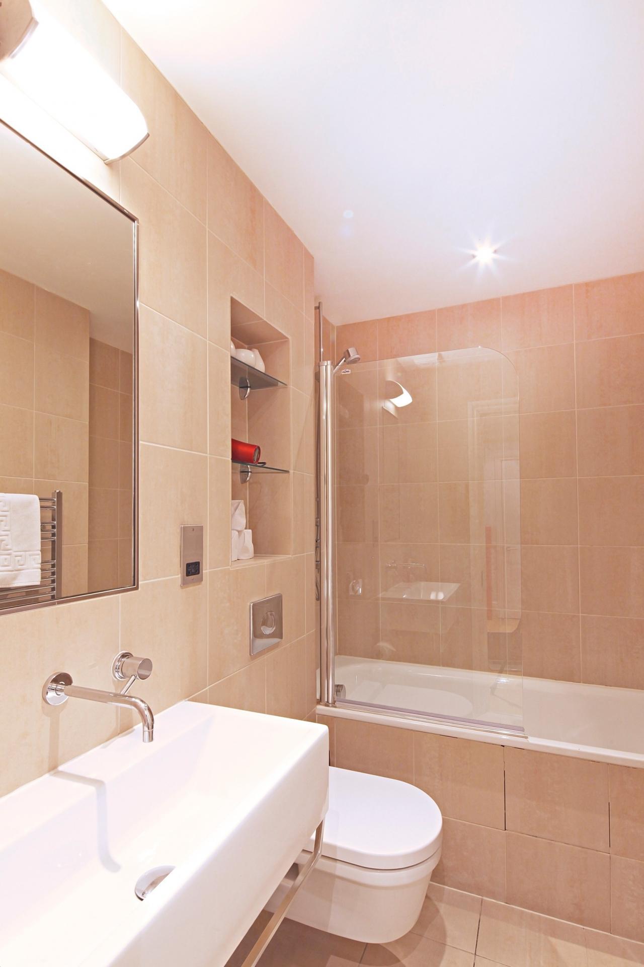 Bath at  LCS Hanover Place Apartments - Citybase Apartments
