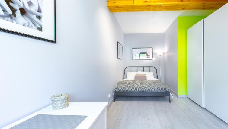 Bedroom 3 at Ariańska Residence - Citybase Apartments