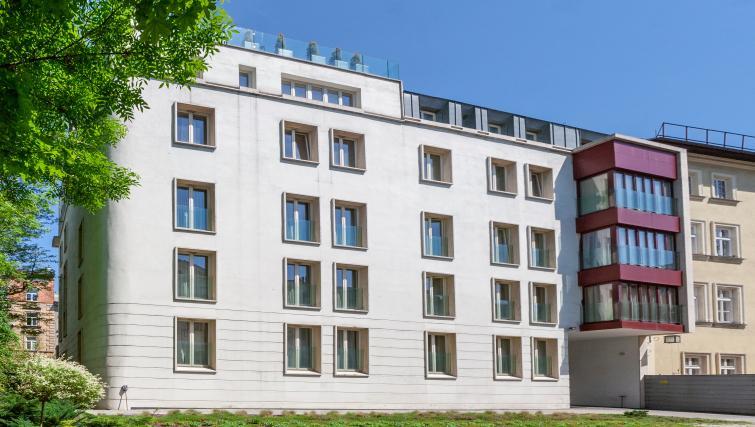 Exterior at Lobzowska Apartments - Citybase Apartments