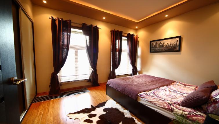 Bedroom at Lobzowska Apartments - Citybase Apartments