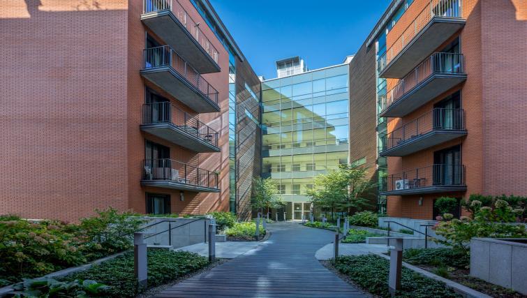 Exterior at Angel City Apartments - Citybase Apartments