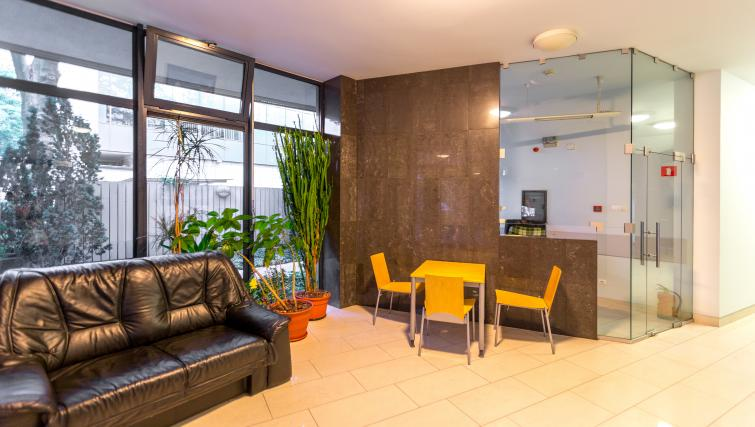 Reception at Kazimierza Wielkiego Apartments - Citybase Apartments
