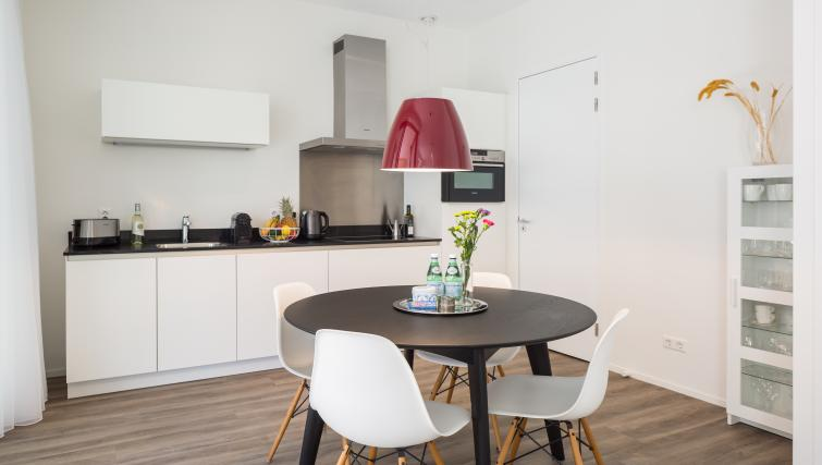 Dining table at Gershwin Serviced Apartments, Amsterdam - Citybase Apartments