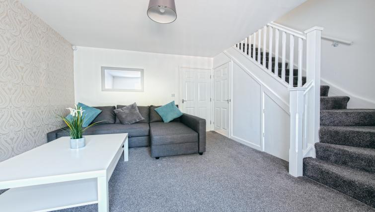 Furnishings at the Sutton Vale Serviced Apartment - Citybase Apartments