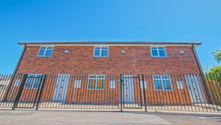 Exterior at the Sutton Vale Serviced Apartment - Citybase Apartments
