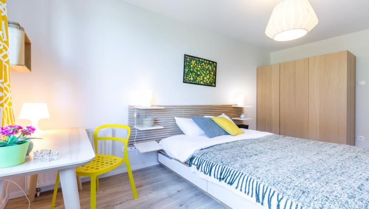 Double room at Old Town Apartments - Citybase Apartments