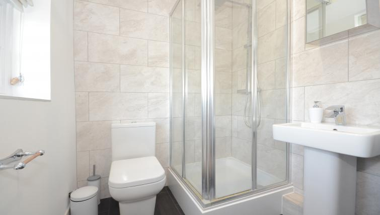 Bathroom at The Station Apartment - Citybase Apartments
