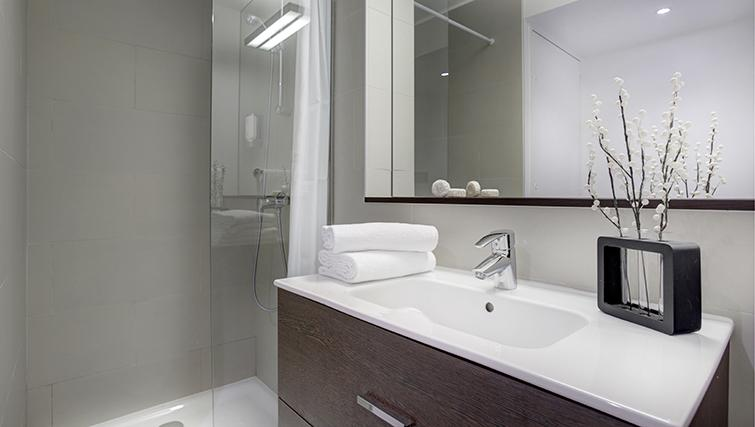 Bathroom at Citadines Part-Dieu Apartments - Citybase Apartments