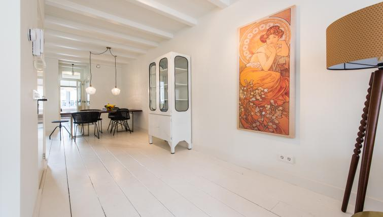 Open-plan at Jordaan Harlem Apartments, Amsterdam - Citybase Apartments
