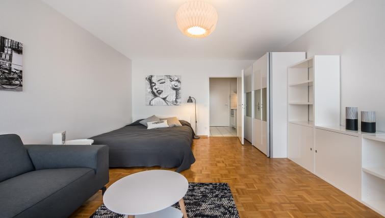 Bedroom at Athenee Apartments - Citybase Apartments
