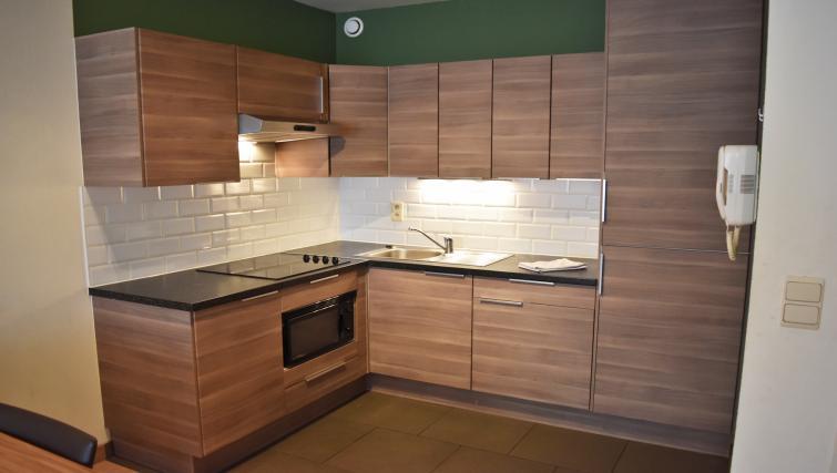 Kitchen at Louise Residences - Citybase Apartments