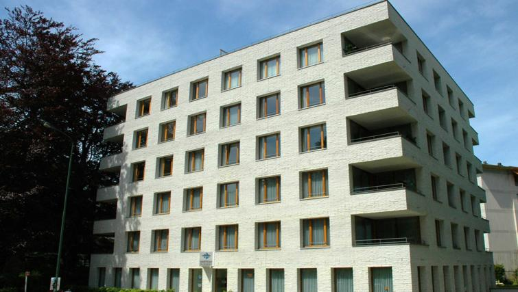 Exterior at Zoniёn Residences - Citybase Apartments