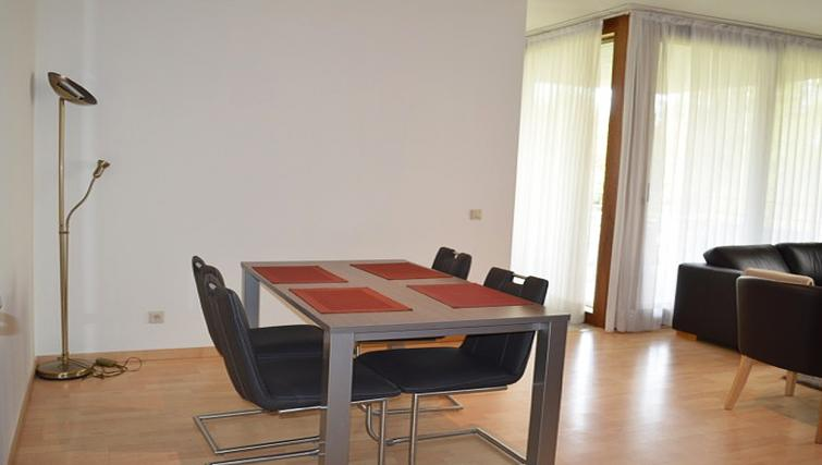 Dining table at Zoniёn Residences - Citybase Apartments