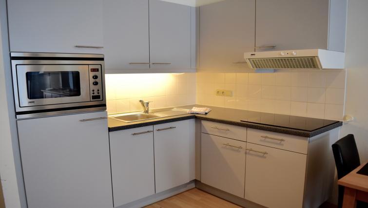 Kitchen at Josephine Residences - Citybase Apartments