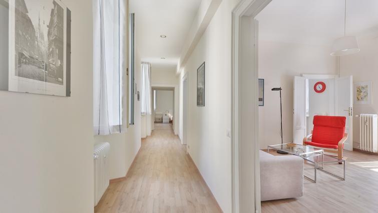 Hallway at San Vittore Apartment - Citybase Apartments