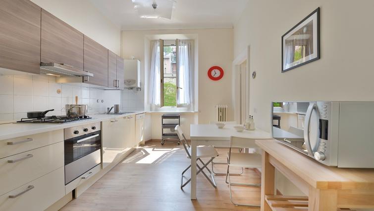 Kitchen at San Vittore Apartment - Citybase Apartments
