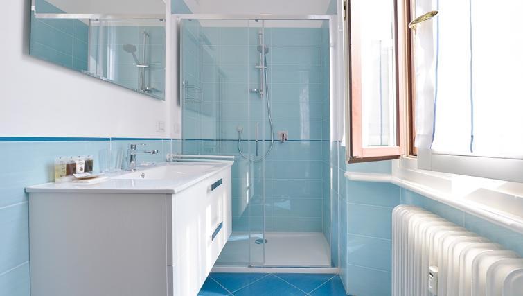 Bathroom at San Vittore Apartment - Citybase Apartments