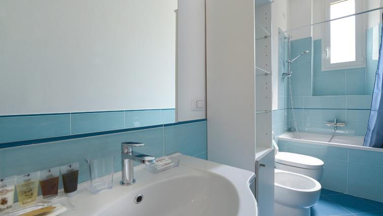 Sink at San Vittore Apartment - Citybase Apartments