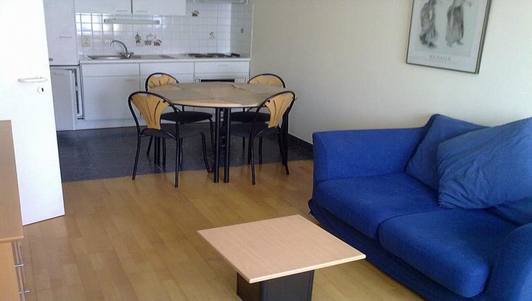 Kitchen at Eurosquare Residence - Citybase Apartments