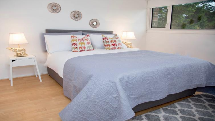 Bedroom at Glen Lee View Apartment - Citybase Apartments