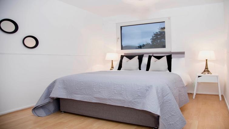 Bright bedroom at Glen Lee View Apartment - Citybase Apartments