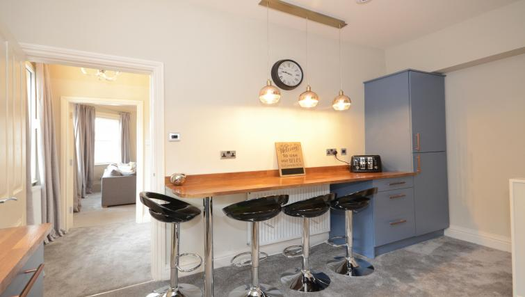 Kitchen facilities at Patricks Pool House - Citybase Apartments